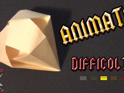 [ORIGAMI ITA] Windeggo (David Wires) || Origami Animati.Per Bambini (E Non Solo!)