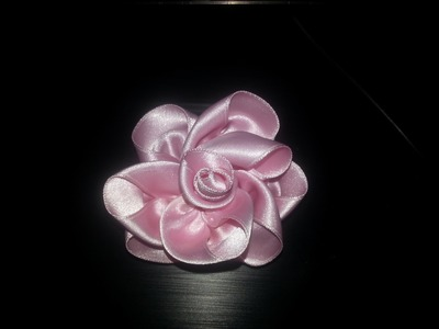 TUTORIAL - ROSA DI NASTRO IN 3D