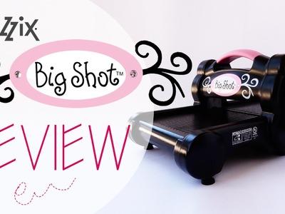 Big Shot: Cosa è. Come funziona - ENG SUBS Big Shot Sizzix Review
