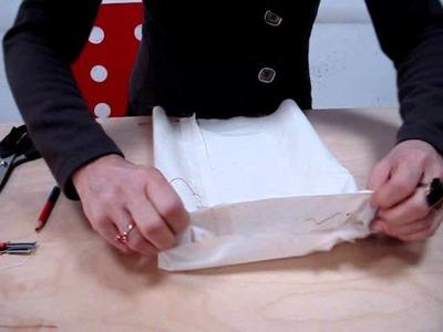 Come fare un orlo a mano