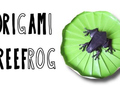 Origami Treefrog (Riccardo Foschi)