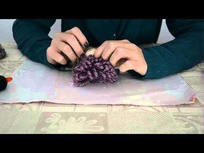 Bamboline in lana