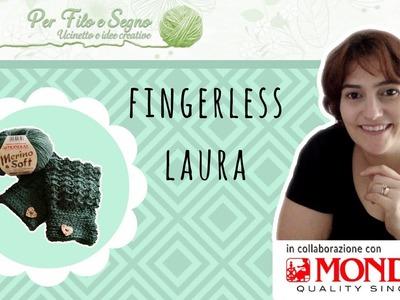 Tutorial - Fingerless Laura