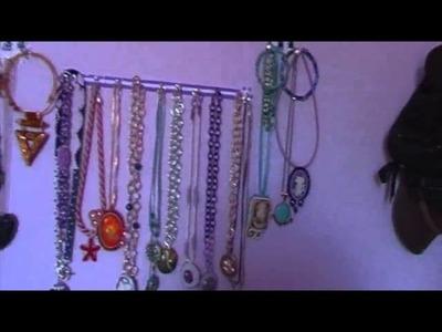 Tutorial come fare orecchini più  porta bijoux con le Pyssla