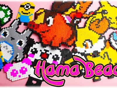 Le mie creazioni in Pyssla - Hama Beads #1