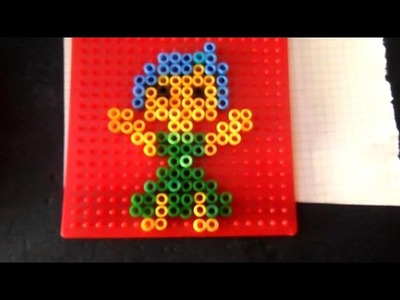 INSIDE OUT schema di GIOIA con le Pyssla. hama beads By babou e Lara ^_^