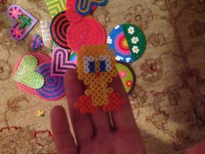 Le mie creazioni in hama beads.pyssla