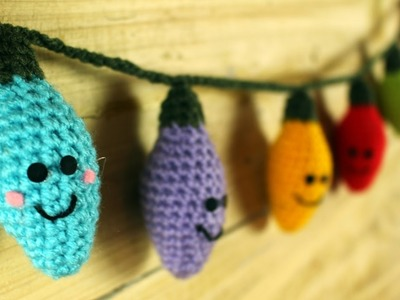 Luci Natalizie Amigurumi | World Of Amigurumi