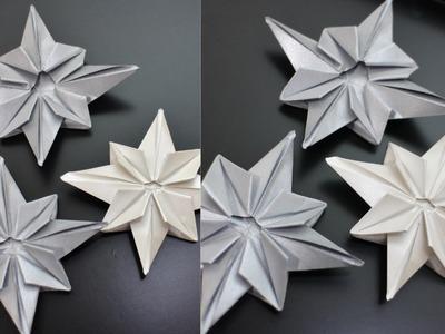 Origami Tutorial: Estrela | Star