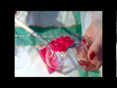 Da una bottiglia di plastica ad un portagioielli