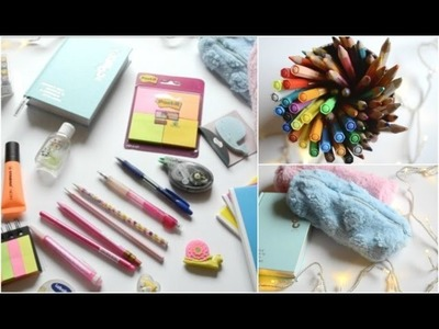 Back To School Essential, Study Tips and DIYs!