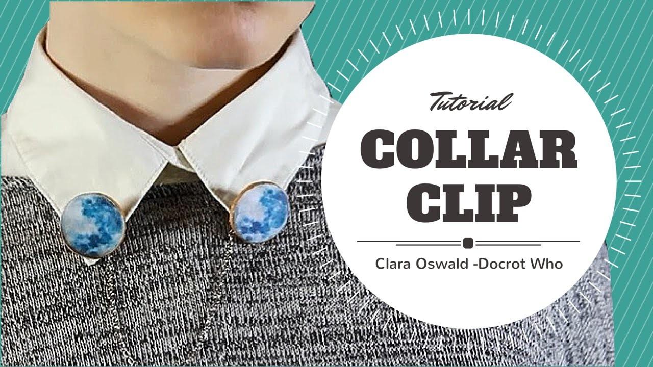 TUTORIAL COLLAR CLIP - CLARA OSWALD (DW)