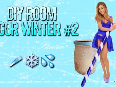 DIY:ROOM DECOR WINTER #2||Dreamin'Ari