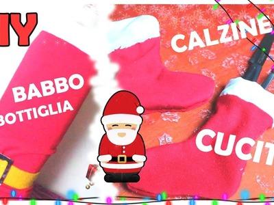 Riciclo NATALIZIO -  BaBBo Natale in TAVOLA DIY