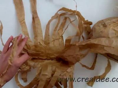 Scopa della Befana - Tutorial DIY di Creaidee