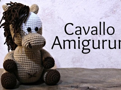 Cavallo Amigurumi | World Of Amigurumi