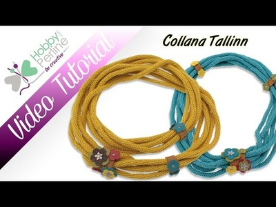 Collana Tallinn | TUTORIAL - HobbyPerline.com