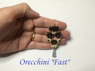 "Tutorial: Orecchini ""Fast"""