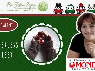Speciale Natale - Fingerless Unisex