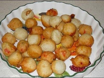 Le pittule salentine, ricette per il Natale dal Salento