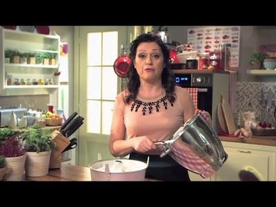 Ricetta Angel cake   Le Ricette di GialloZafferano it
