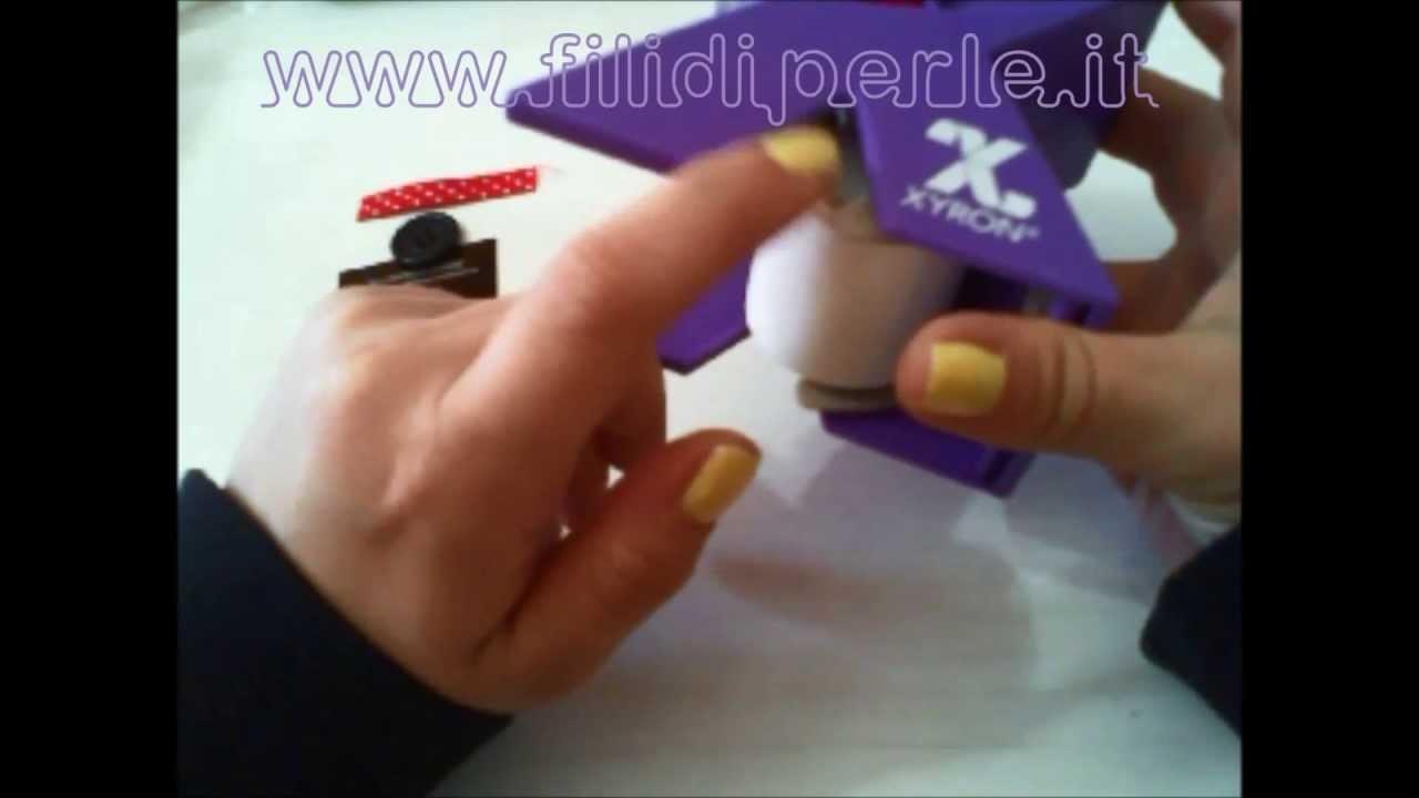 Recensione: xyron, un attrezzo per creare stickers in pochi secondi www.filidiperle.it