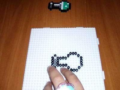 Ampolla.pozione con pyssla o hama beads