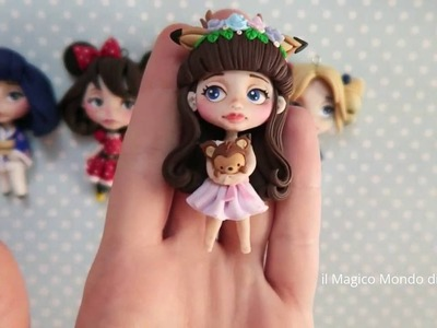 Fimo update Blythe dolls fanart | Ploppi