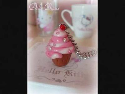 Le creazioni esclusive in fimo e cernit di Dolce Bijoux. dolci da indossare e non solo!!!
