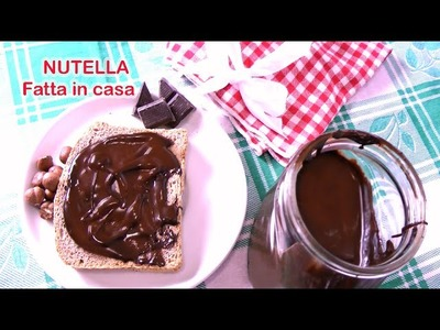 "NUTELLA FATTA IN CASA, LIGHT Buona e Dietetica ""Carlitella"" 