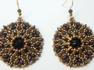 Orecchini Versailles Collaborazione con Perline e Gioielli (DIY Versailles Earrings)