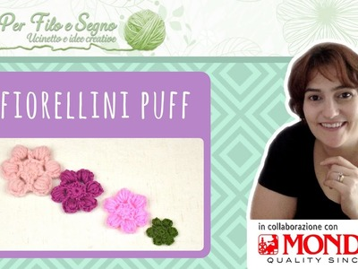 Tutorial - Fiorellini puff