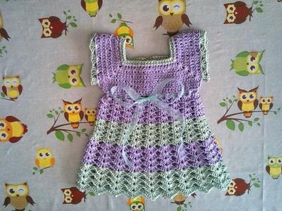 Vestitino neonata 2° parte