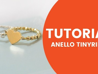 Video Tutorial DIY - Anello Tiny Ring - Dooitu
