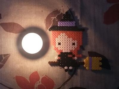 Streghetta halloween hama beads