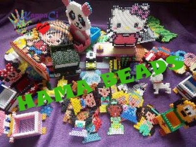 Update creazioni Hama Beads | perlinedastirare.it || KappaCi HandMade