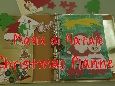 Magie di natale- Il mio Christmas Planner - coll Emotions Mamy