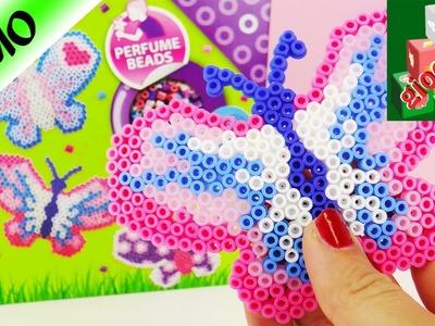 Perline colorate e profumate per creare le vostre farfalle! - Spazio alla fantasia e al colore!