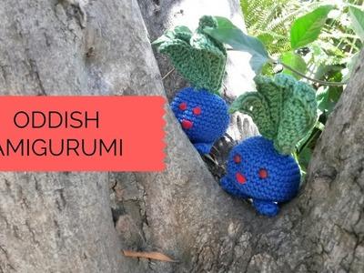 POKEMON AMIGURUMI. ODDISH