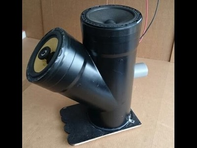 Subwoofer DIY homemade