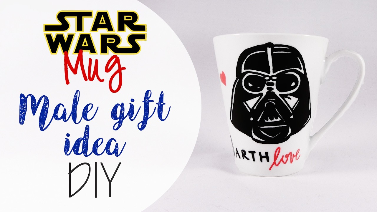 Tazza di Star Wars - Star Wars MUG Diy