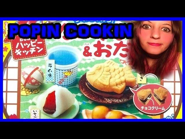 Giochini Maturi ep.62: Popin Cookin Happy Kitchen DIY Taiyaki & Odango UN CASINO DIETRO L'ALTRO!