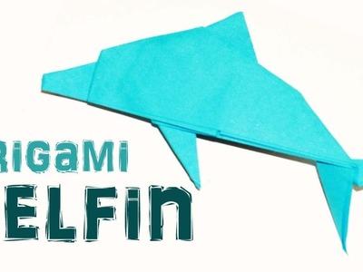 Como Hacer Delfin