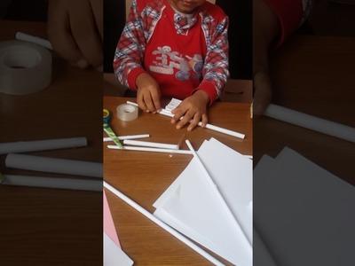 Origami pistol