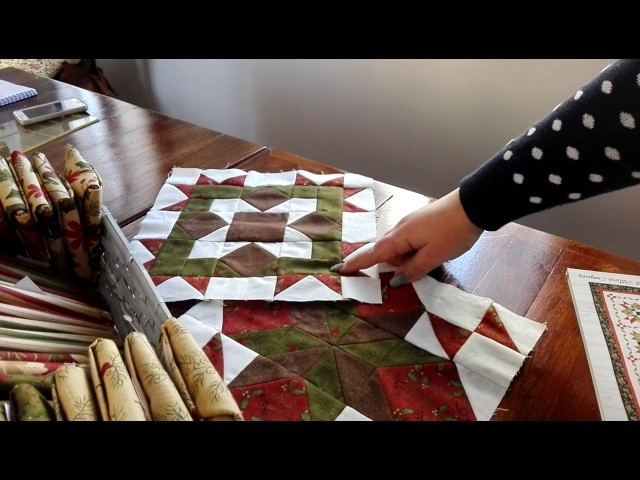 Patchwork Time! Christmas Time! 2^ Puntata!