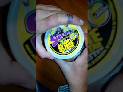 Skifidol gummy slime , giallo sapore al limone