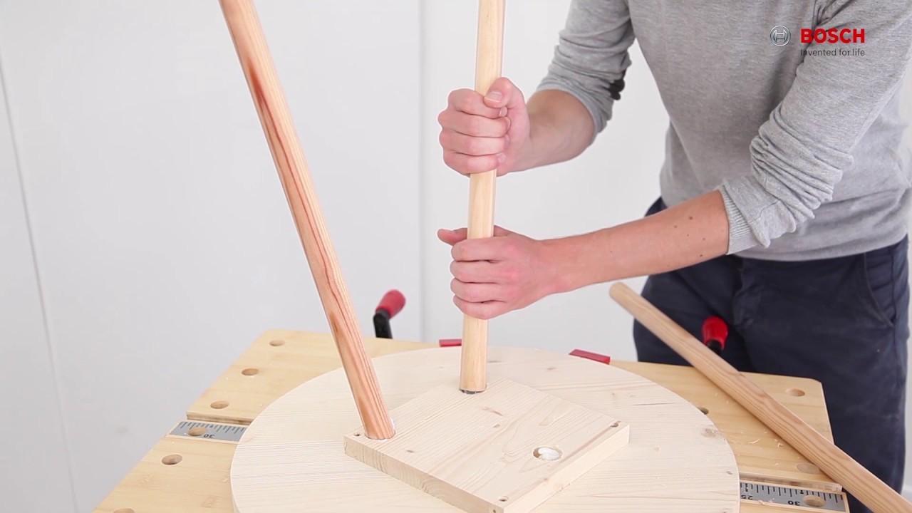 DIY - Costruisci con le tue mani un simpatico tavolino da caffè