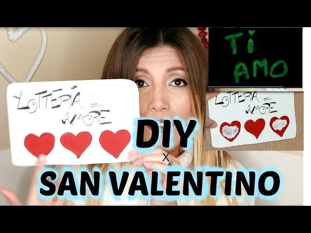 Diy idee per san valentino romantiche - San valentino idee romantiche ...