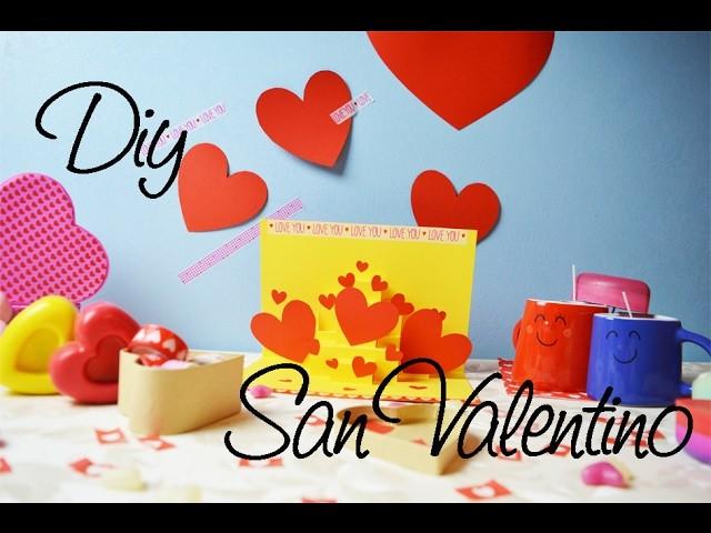 DIY - Idee regalo San Valentino!-Regalini fai da te facilissimi! 1° parte!