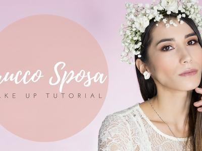 Trucco Sposa Romantico elegante | Romantic Bridal Makeup | PN MAKEUP